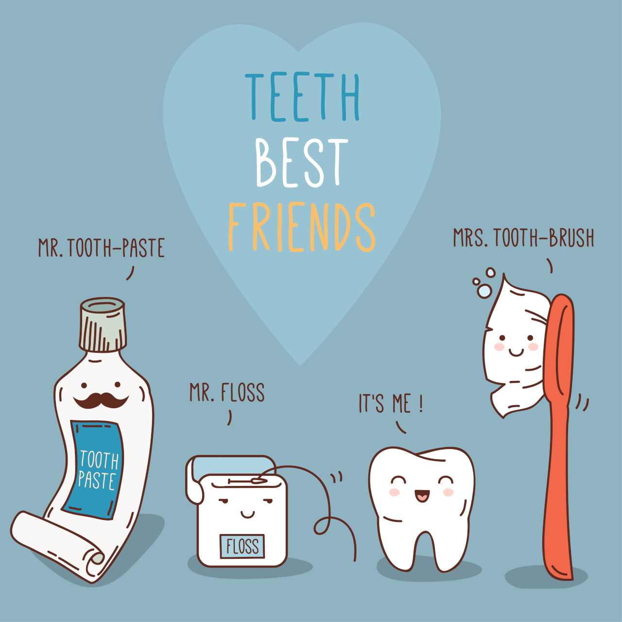 Tips To Oral And Dental Care For Kids