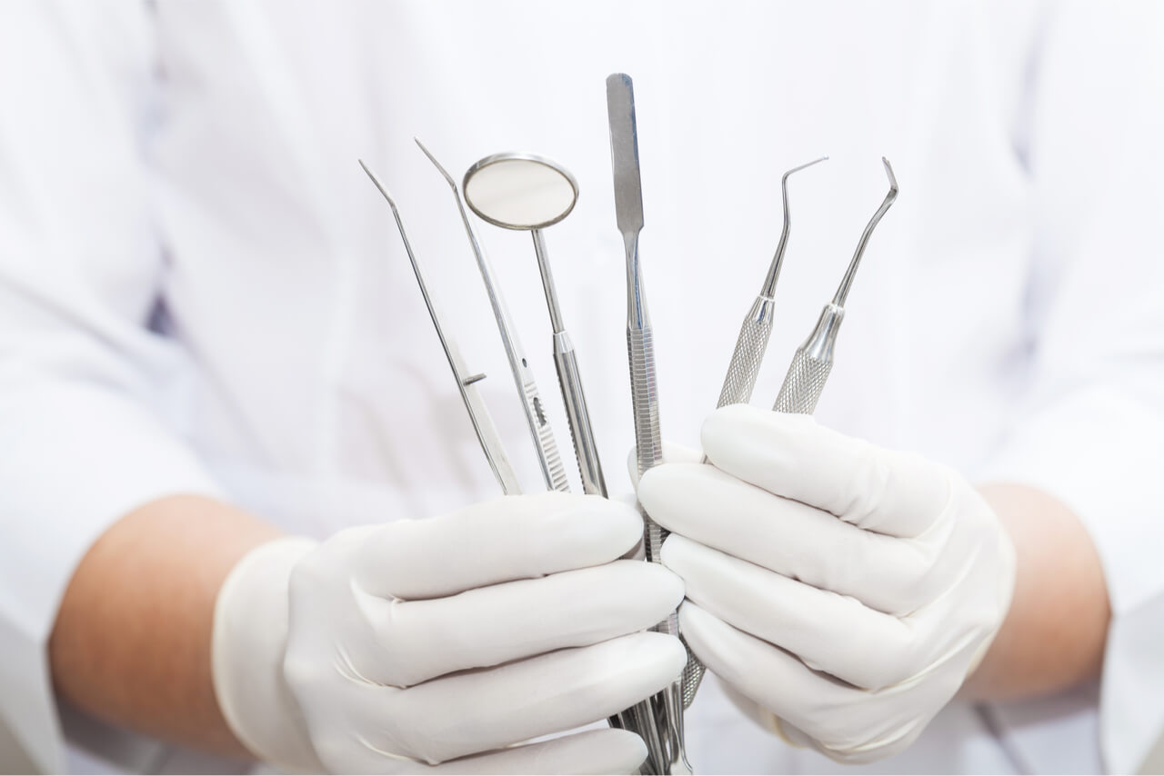 professional dental tools