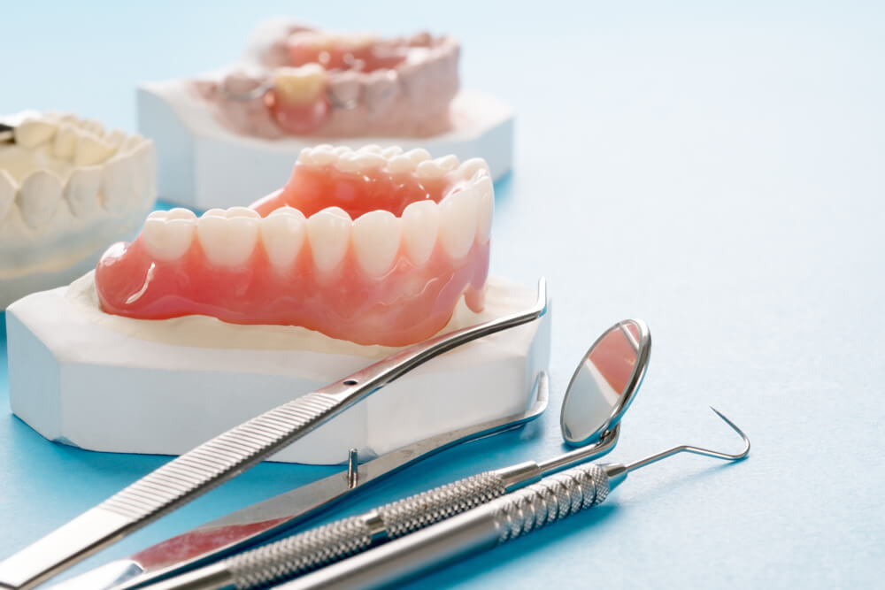 All You Need To Know About Complete Dentures