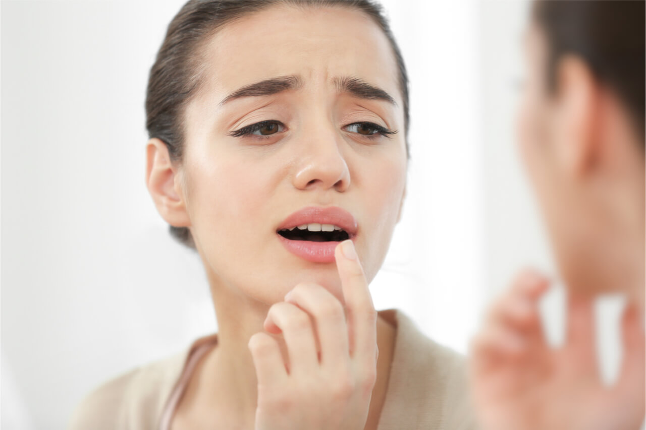 Why Some Coronavirus Patients Have Covid Mouth Sores?